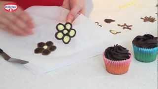 Ways of working with Chocolate when baking with Sarah King