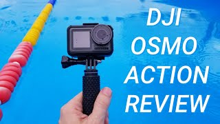 DJI Osmo Action Camera Is Almost PERFECT - Review