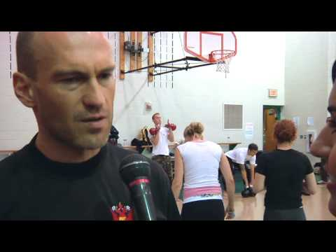 Pavel Tsatsouline on kettlebells, Hardstyle and the RKC