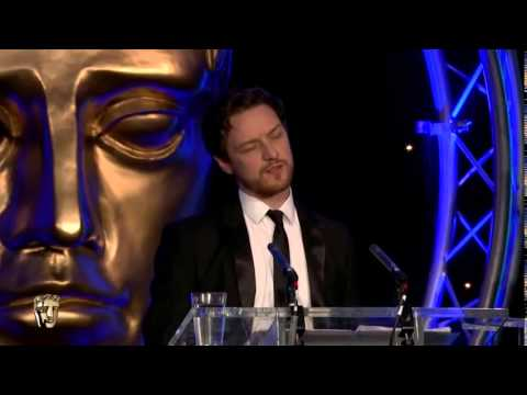 BAFTA Scotland 2014 BEST ACTOR FILM - James McAvoy