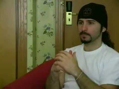 SOAD John Dolmayan VERY RARE Interview 2005 - 2/3