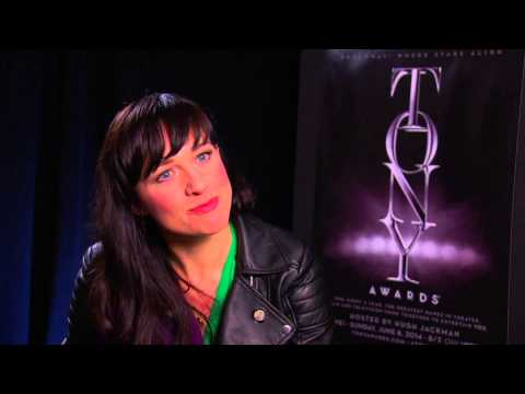 2014 Tony Awards Meet the Nominees: Lena Hall