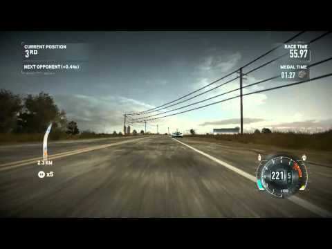 Need For Speed The Run Time Attack Community Challenge - Dirty Drifter
