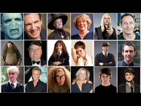 ϟ Как выглядят актеры из Гарри Поттера ϟ
