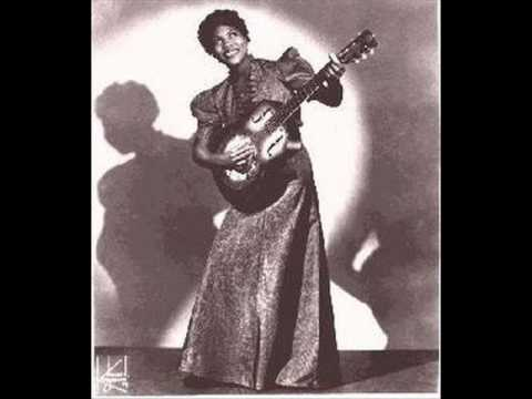 Sister Rosetta Tharpe- how about you