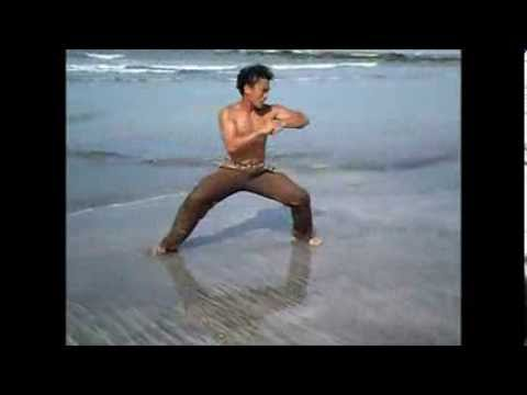 Beach Training, Wong Fei Hung Kung Fu Image 1