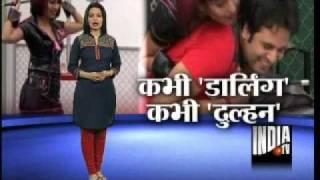 Kashmira Shah Sexy Dance On Love Lockup