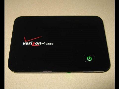 Jesuit 'gadget' - Novatel MiFi 2200 w/Verizon EVDO