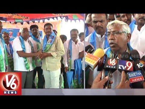Farmers Facing More Problems After Land Records Survey: Prof Kodandaram | V6 News
