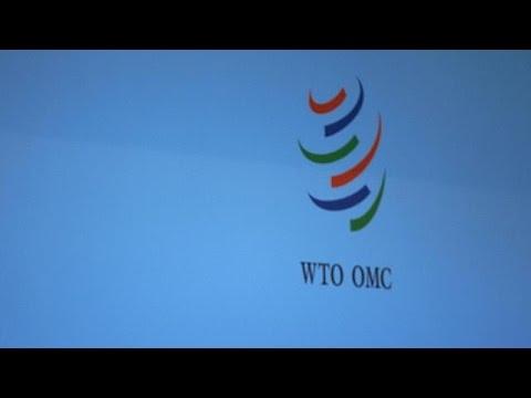 China's sluggish economy holds back global trade forecast, WTO says