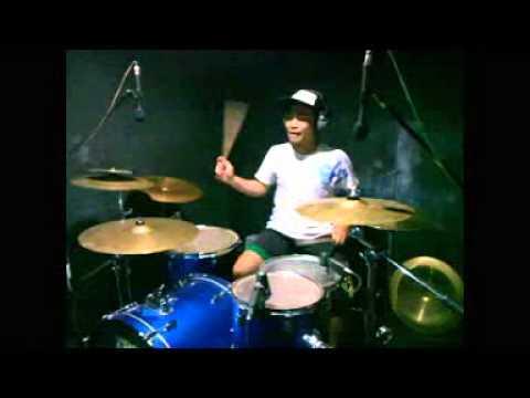 Endank Soekamti - selamat tahun baru drum cover