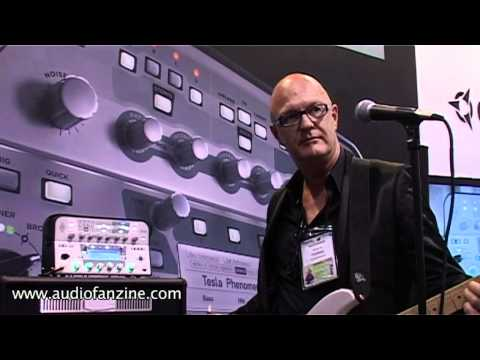 Kemper Profiling Amplifier Video Demo [NAMM 2011]