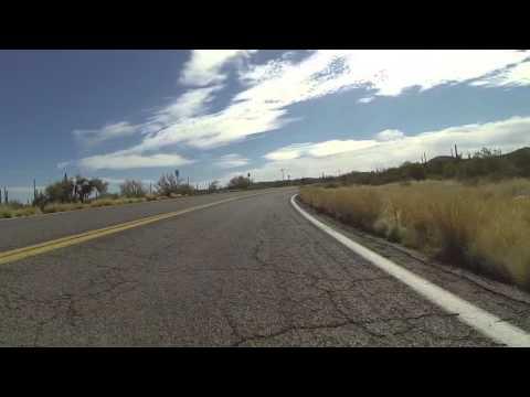 San Simon to Gu Achi Trading Post on the Tohono O'odham Indian Reservation, Arizona GP021941