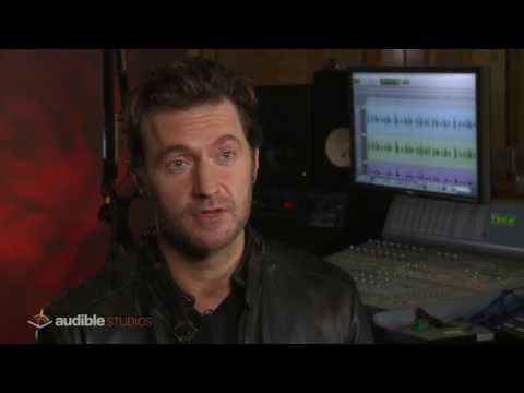 An Interview with Richard Armitage. Narrator of Hamlet. Prince of Denmark: A Novel