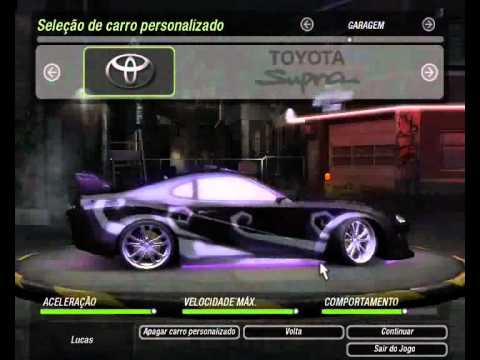 Need For Speed Underground 2 - Meus carros Music Videos