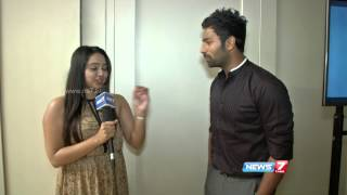 Shantanu Bhagyaraj speaks exclusively to News7 Tamil