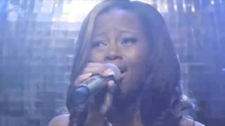 Top 8 Performance: Dineo is in Heaven