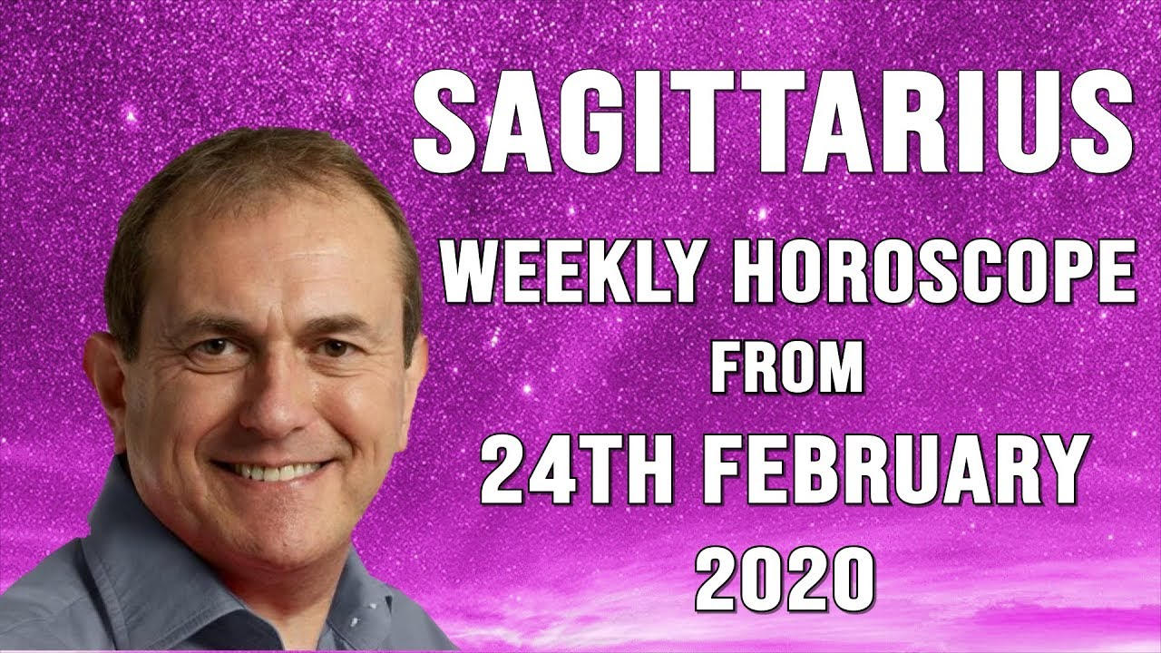 Weekly Horoscopes from 24th February 2020