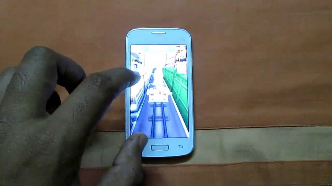 Subway Surfers New Orleans GamePlayBack on Samsung Galaxy Star Pro ...