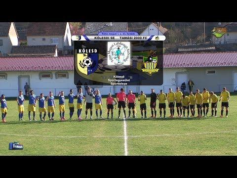 KÖLESDI SE - TAMÁSI 2009 FC  0 - 4 (0 - 2)