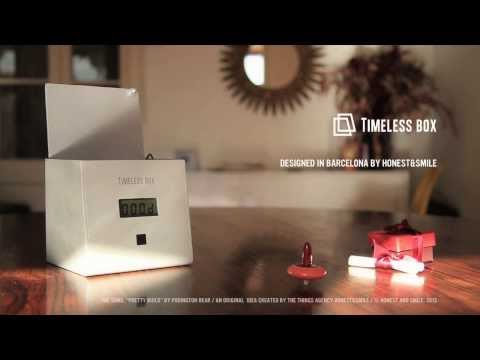Timeless Box, time travel for gifts, in a box / by Honest&Smile