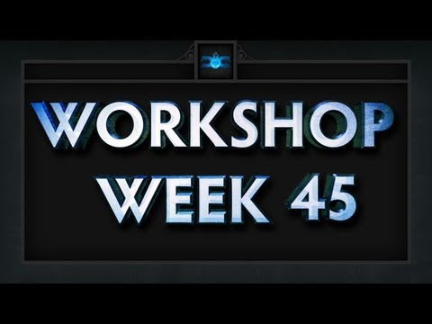 Dota 2 Top 5 Workshop - Week 45