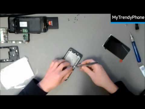 Reparación de la pantalla LCD de Huawei Ascend G510
