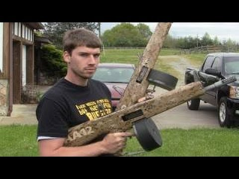FPSRussia AA-12 Fully Automatic Shotgun!!! (MW2 Version)