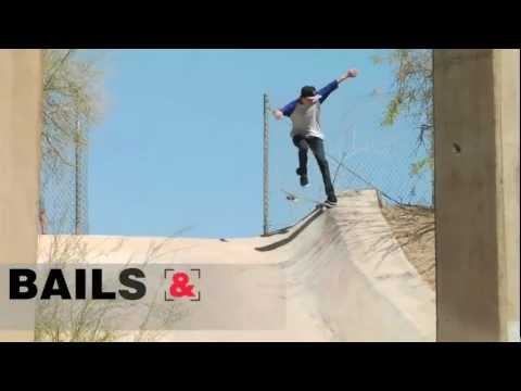 Bails and Tribulations - Tyson Bowerbank