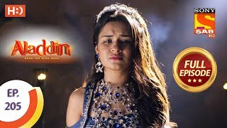 Aladdin - Ep 205 - Full Episode - 29th May, 2019
