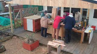 Working in Wood