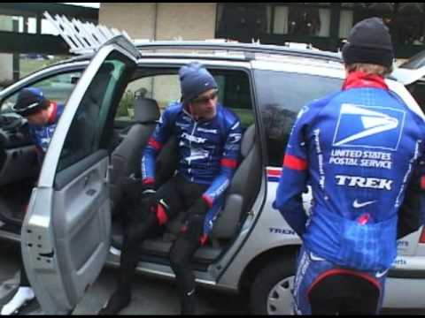 Lance Armstrong - Road to Paris (2001)