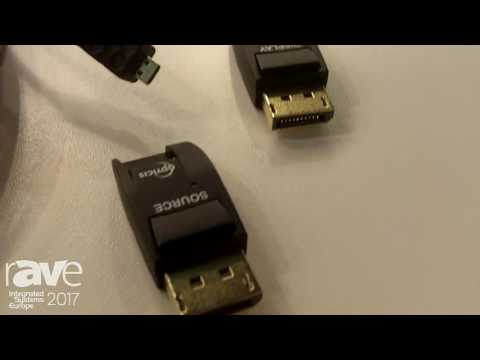 ISE 2017: Opticis Talks About 4K Active Optical Cables