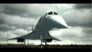 FSX Film- Concorde