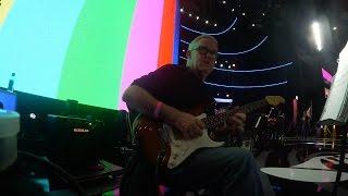 Grammy Premiere Live Guitar Close Up Tim Pierce