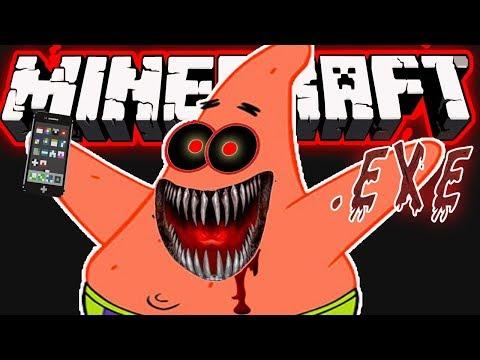 Minecraft   Patrick .exe