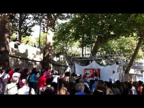 Zumba@Paris Plages 2011 (2)