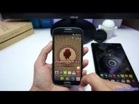 Beanstalk 4.4.2 Custom ROM - Nexus 7 and Galaxy S4 - All day battery very fast & stable