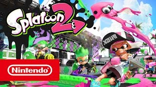 Splatoon 2 - Tráiler de Nintendo Switch