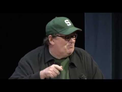 Michael Moore at the Left Forum 2012
