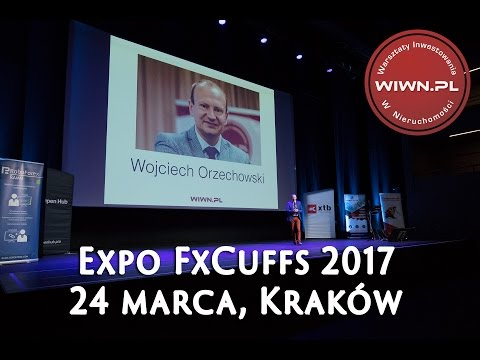 Expo FxCuffs 2017 W Krakowie - Wojciech Orzechowski WIWN.pl®