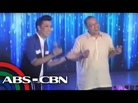 Vice, PNoy 'kalokalike' dedicate songs to Napoles