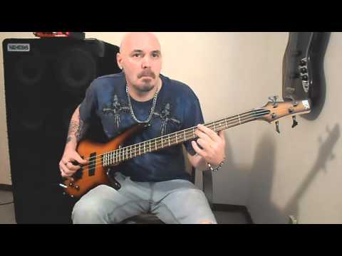 Alice In Chains - Nutshell Mtv Unplugged Bass Cover video