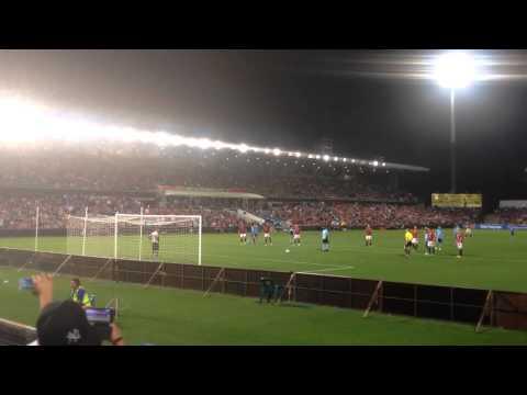 Alessandro Del Piero Goal Penalty Cove Celebration Sydney FC vs Western Sydney Wanderers