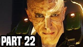 ELECTRO BOSS BATTLE! SPIDER-MAN PS4 Gameplay Walkthrough Part 22! FULL GAME (PS4 PRO Spiderman)