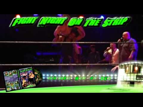 Fight Night On The Strip Pro Wrestling Mega Variety Show Spectacular