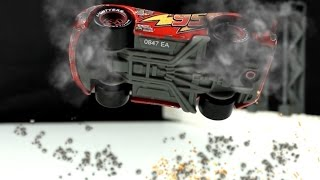 Cars 3 Trailer -- Stop-motion