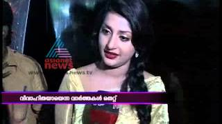 Meera jasmine in Love with Mandolin Artist U Rajesh