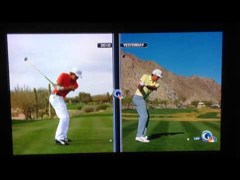 Rickie Fowler Swing Change Breakdown