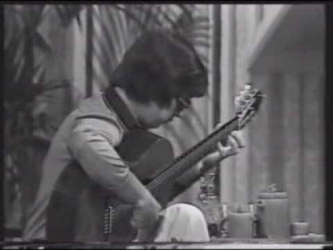 Gabriel Estarellas - Zarabanda y Allemande de Manuel Ponce